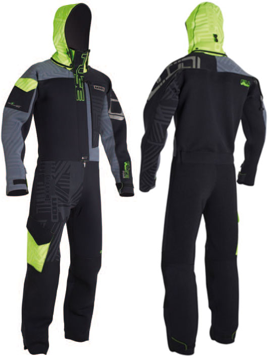 Ion - Fuse Drysuit 4/3 DL