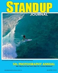Standup Journal - 2012-13 Winter Issue<br>5th Photo Annual