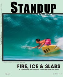 Standup Journal - 2014 Fall Issue<br>Fire, Ice, and Slabs!