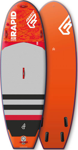 Fanatic - Rapid Air 9'6''