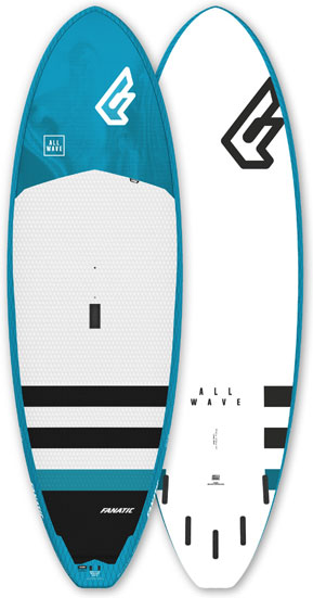 Fanatic - All Wave 9'8''x33''