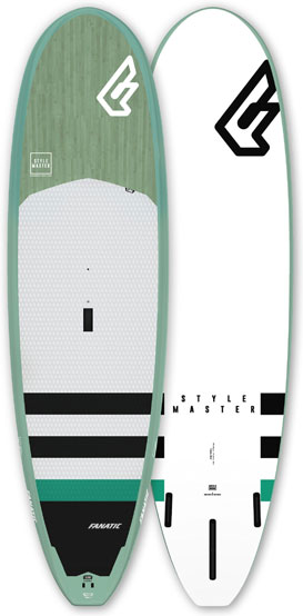 Fanatic - Stylemaster Bamboo Edition 10'6''x31''