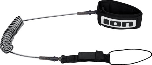 Ion - SUP Leash coiled_kneestrap 10'