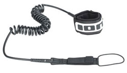 Ion - SUP Core Leash coiled_kneestrap 8'