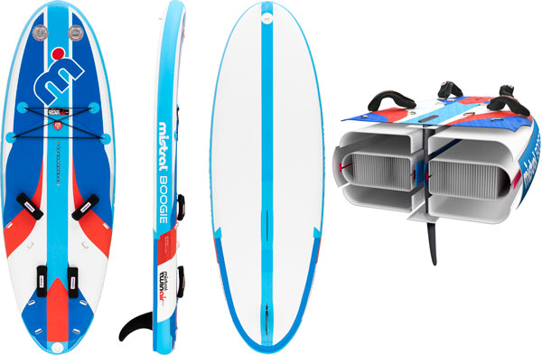 Mistral - Boogie 8'2'' - Twin Air